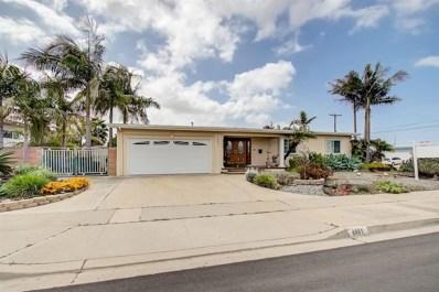 8861 Gowdy Ave, San Diego, CA 92123 - #: 190020016