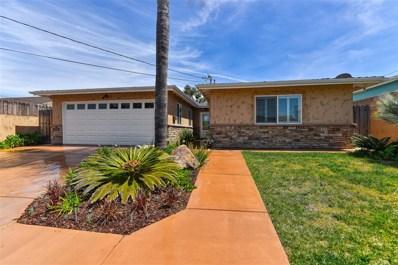 2259 Cecelia Terrace, San Diego, CA 92110 - MLS#: 190020115