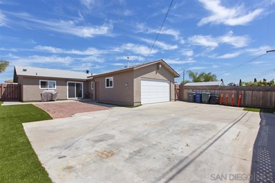 1126 E Division St., National City, CA 91950 - MLS#: 190020482
