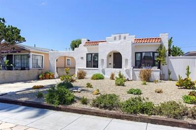 4486 34th St, San Diego, CA 92116 - MLS#: 190020710