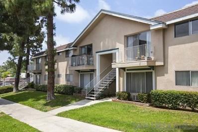 4475 Dale Ave UNIT 121, La Mesa, CA 91941 - MLS#: 190020832