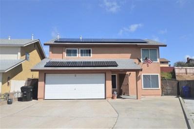 3493 Tebo Ct, San Diego, CA 92154 - MLS#: 190020974
