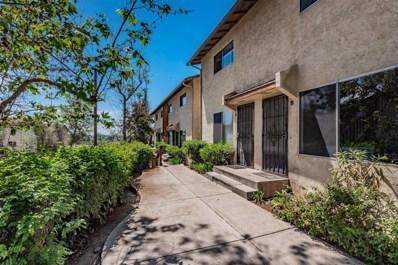 3636 Lemona Ave UNIT B, San Diego, CA 92105 - MLS#: 190021001