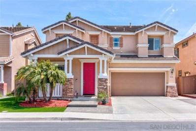 344 Monte Vista Way, Oceanside, CA 92057 - MLS#: 190021072