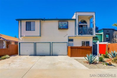 4540 Oregon St UNIT 1, San Diego, CA 92116 - #: 190021079