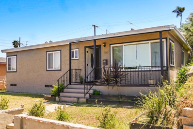 710 E Division, National City, CA 91950 - #: 190021148