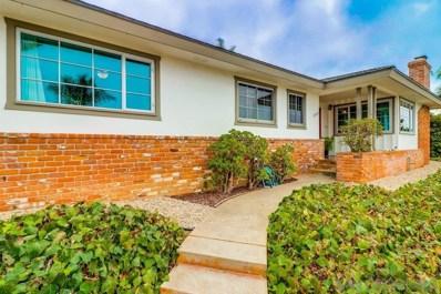 2689 Poinsettia Dr, San Diego, CA 92106 - MLS#: 190021624