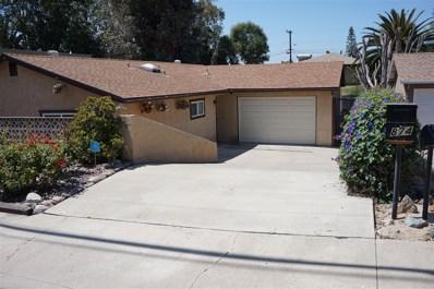 874 Galopago Street, Spring Valley, CA 91977 - MLS#: 190021793
