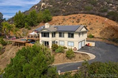 27435 Cougar Pass Rd, Escondido, CA 92026 - MLS#: 190022047