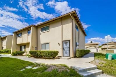 5800 Lake Murray Blvd UNIT 37, La Mesa, CA 91942 - MLS#: 190022058
