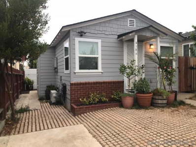 4186 Estrella, San Diego, CA 92105 - MLS#: 190022145