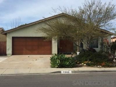 7562 Andasol Street, San Diego, CA 92126 - #: 190022172