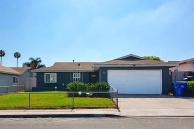 113 Royal Oak Dr, San Diego, CA 92114 - #: 190022228