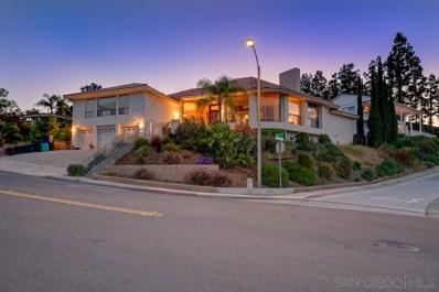6144 Madra, San Diego, CA 92120 - MLS#: 190022457