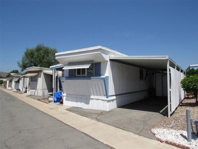 1174 E Main St 152, El Cajon, CA 92021 - #: 190022722