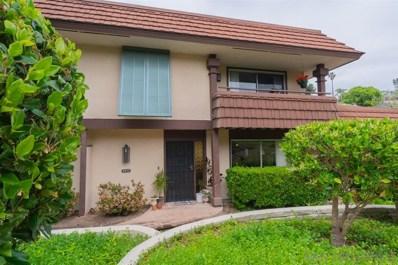 4511 Collwood Ln, San Diego, CA 92115 - MLS#: 190023634