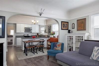 3669 Orange Ave, San Diego, CA 92104 - #: 190023760