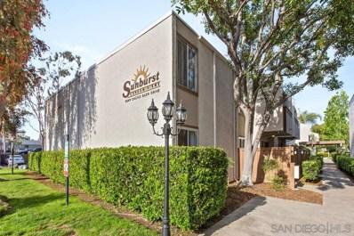 3549 Castle Glen Dr UNIT 129, San Diego, CA 92123 - #: 190024419