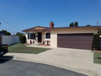 836 Elm Ave, Chula Vista, CA 91911 - #: 190024444