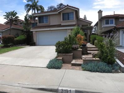 3191 Seabury Street, Carlsbad, CA 92010 - MLS#: 190024616