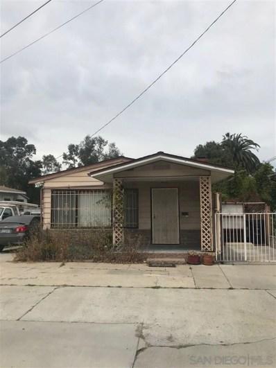 1610 Herbert Pl, San Diego, CA 92103 - #: 190024640