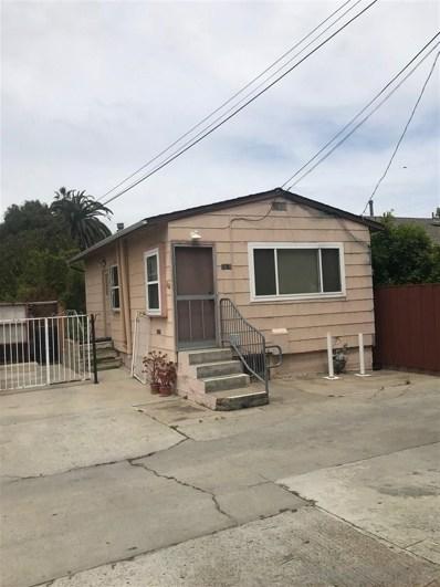 1616 Herbert Place, San Diego, CA 92103 - #: 190024641