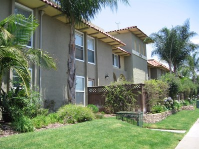 6750 Beadnell Way UNIT 33, San Diego, CA 92117 - #: 190024659