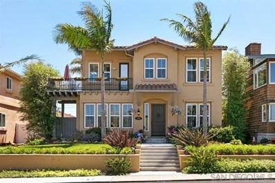 3445 Trumbull St, San Diego, CA 92106 - #: 190024662