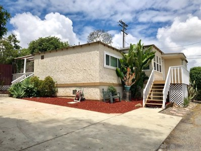 3363 Beech St, San Diego, CA 92102 - #: 190024853