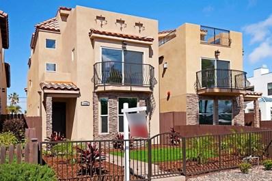 1352 Thomas Ave, San Diego, CA 92109 - #: 190024923