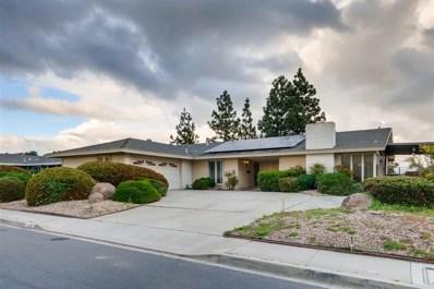 6445 Lochmoor Drive, San Diego, CA 92120 - MLS#: 190025135