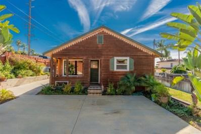 742 Ida Ave, Solana Beach, CA 92075 - #: 190025143