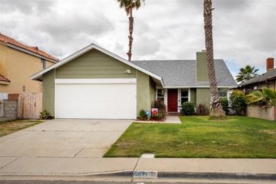 5871 Alta Vista, San Diego, CA 92114 - #: 190025226