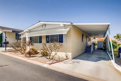 3535 Linda Vista Dr UNIT Spc 58, San Marcos, CA 92078 - #: 190025286