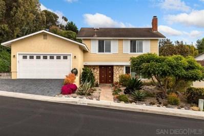 3491 Tony Dr, San Diego, CA 92122 - #: 190025318