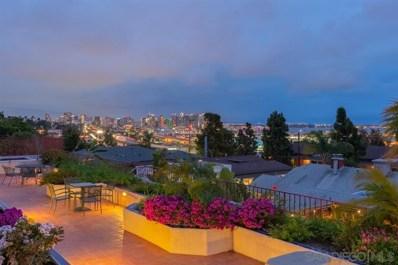 1785 Linwood St UNIT 3, San Diego, CA 92110 - #: 190025332