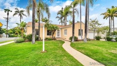 4702 Valencia Drive, San Diego, CA 92115 - #: 190025483