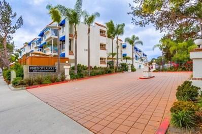 8310 Regents Rd UNIT 2D, San Diego, CA 92122 - #: 190025828