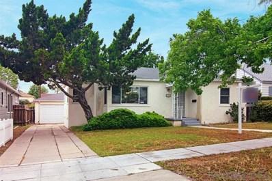 4724 Rolando Blvd, San Diego, CA 92115 - #: 190025859