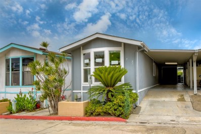 2000 Crofton St UNIT SPC 21, Spring Valley, CA 91977 - MLS#: 190026035