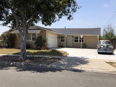 6204 Lake Arrowhead Dr, San Diego, CA 92119 - #: 190026098