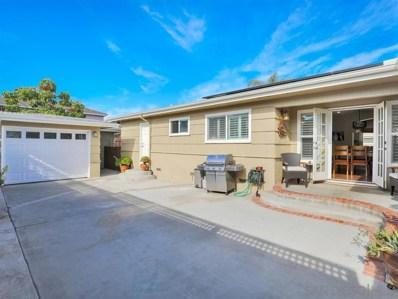 4766 49th Street, San Diego, CA 92115 - MLS#: 190026409