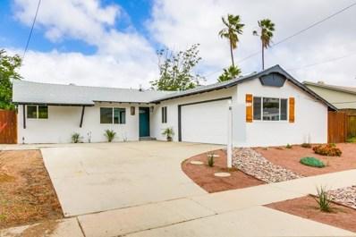 6250 Lake Arrowhead Dr, San Diego, CA 92119 - #: 190026421