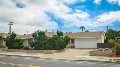 4321 Moraga Ave., San Diego, CA 92117 - #: 190026490