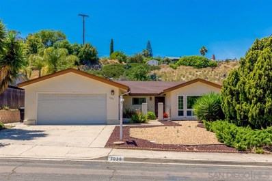 7036 Keighley Street, San Diego, CA 92120 - #: 190026533