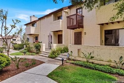 1212 River Glen Row UNIT 103, San Diego, CA 92111 - #: 190026764