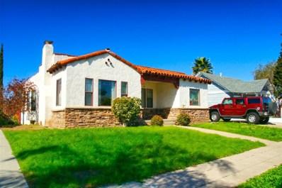 4384 Hamilton St, San Diego, CA 92104 - #: 190027006