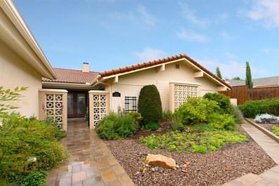 3550 Oak Cliff Drive, Fallbrook, CA 92028 - #: 190027158