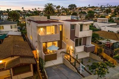 2257 Froude St, San Diego, CA 92107 - MLS#: 190027198