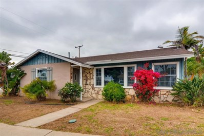 4210 Mount Castle Ave, San Diego, CA 92117 - #: 190027286